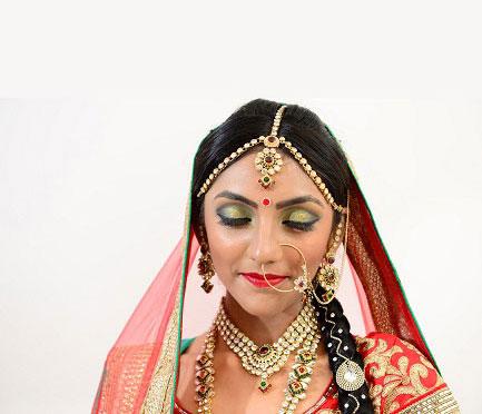 Gujrati Bride