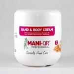 HAND & BODY CREAM 500 GM